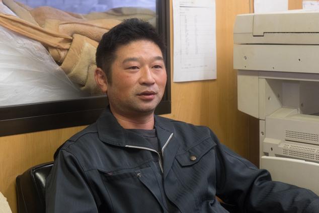 佐井村役場総合戦略課の東出隆広さん
