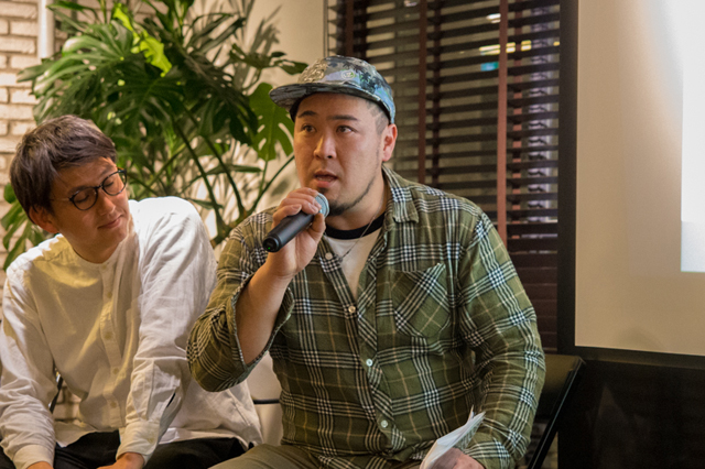 「シナノフェス」実行委員長の大澤保博さん
