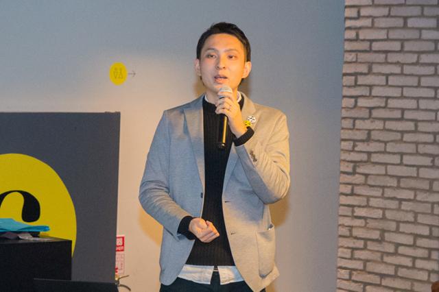 「SHINANO LIFE MO-SO GAME」を開発した安藤哲也さん