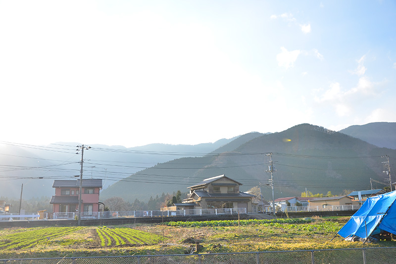 静岡県富士宮市猪之頭地区