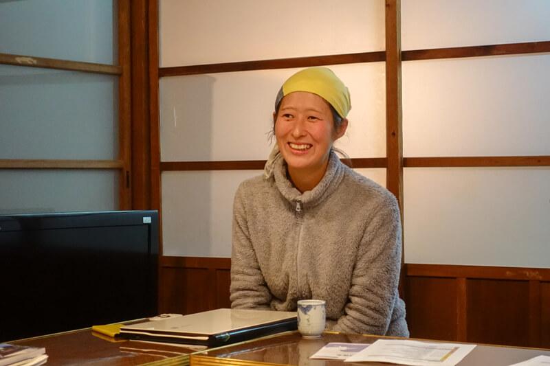 小山有美恵さん