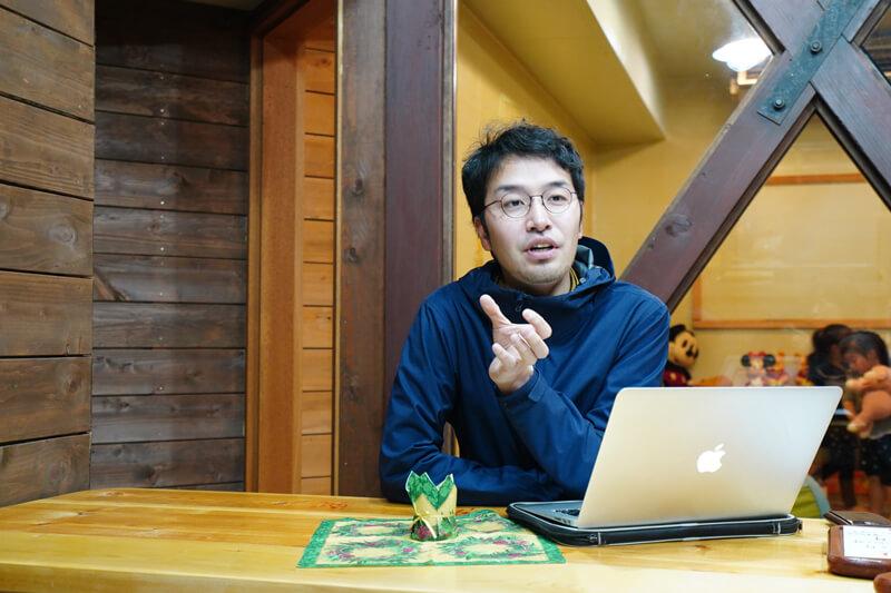 坂田真慶さん 京丹後市