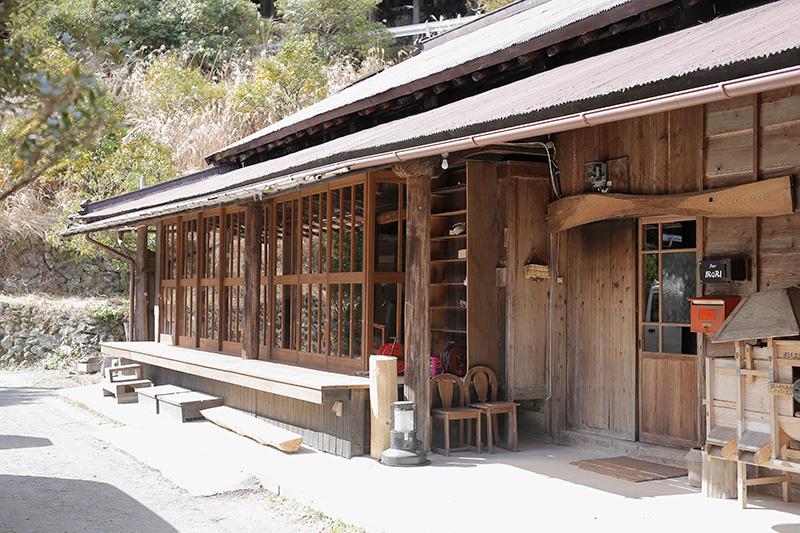IRORI小屋