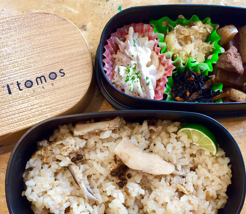 tomosの弁当