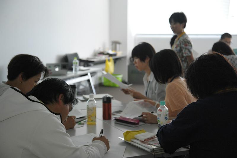 ナリワイプロジェクトでかつて講座を受けていた黒澤さん。今は社会人向けに講座を開いています